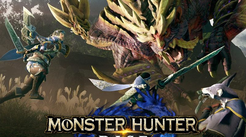 Test : Monster Hunter Rise (Switch)