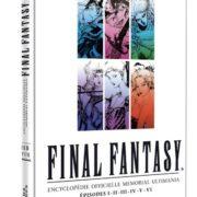 Final Fantasy Memoria Ultimania Volume 3 en juillet chez Mana Books